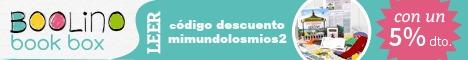 Compra boolino box con descuento con el código mimundolosmios2